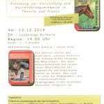 Seminar über Reit-Abzeichen in Luxemburg